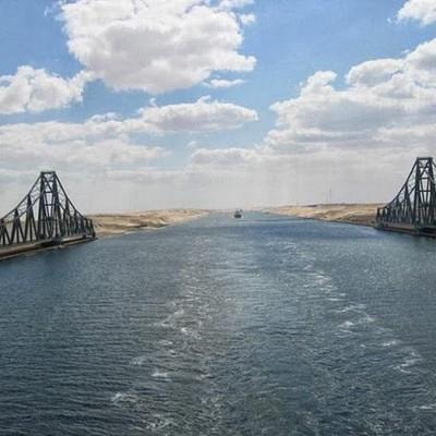 El Ferdan Railway Bridge, Egypt-1