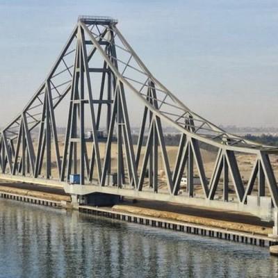 El Ferdan Railway Bridge, Egypt-2