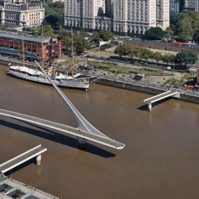 Puente de la Mujer, Argentina-1