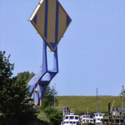 Slauerhoffbrug, Netherlands-1