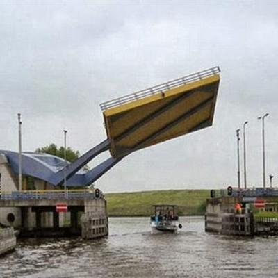 Slauerhoffbrug, Netherlands-2