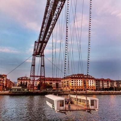 Vizcaya Bridge, Spain-2